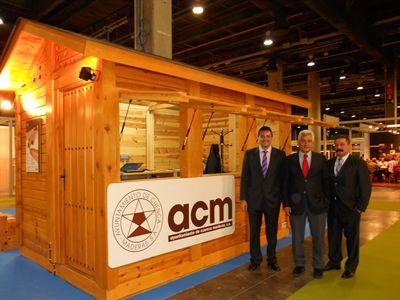 M s de 200 empresas visitan en el stand de la f brica de - Fabrica de stands ...